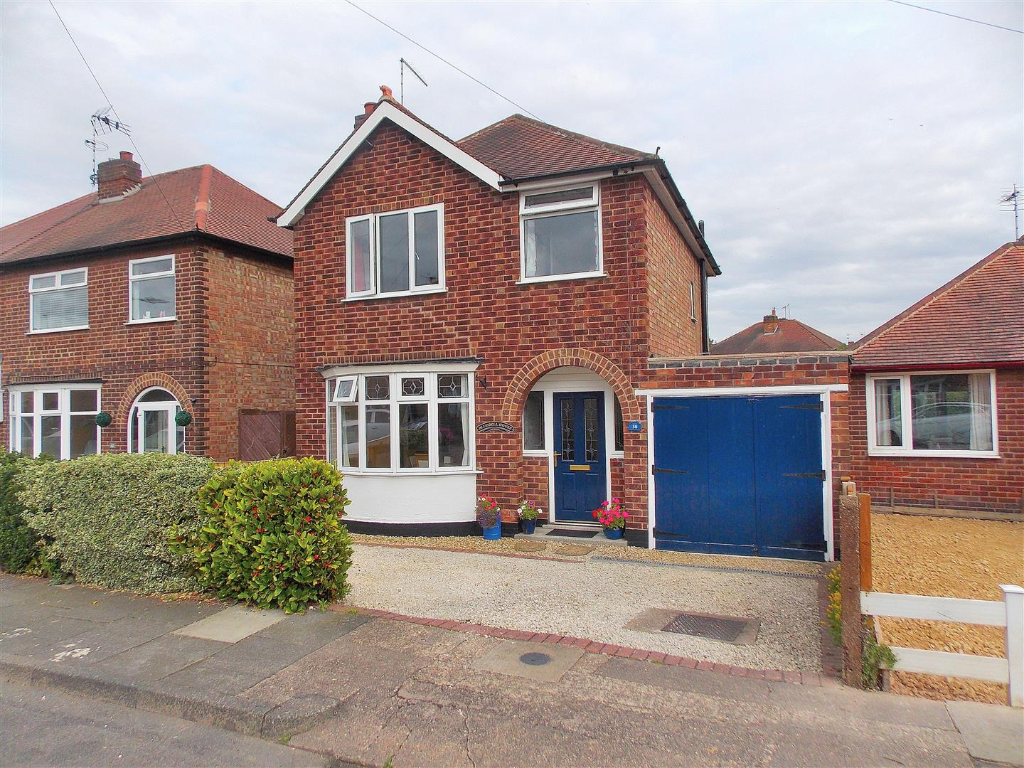 3 Bedrooms Detached House for sale in Rufford Road, Sawley